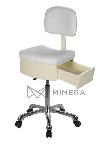 Kozmetická stolička so zásuvkou TULUM