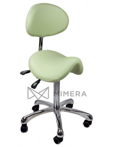 Kozmetická stolička SMART - Pistáciová