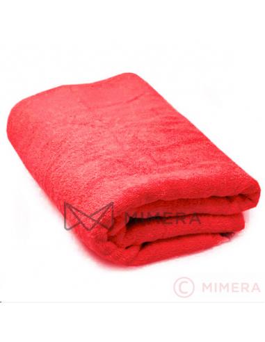 Wellness osuška 180x70cm - Červená